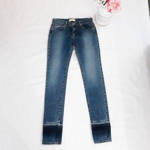 Vintage Romeo Gigli Italian blue denim jeans